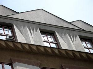 architecture cubism
