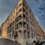 cubism building ČR