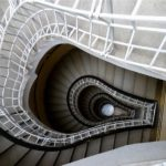 cubism stairs